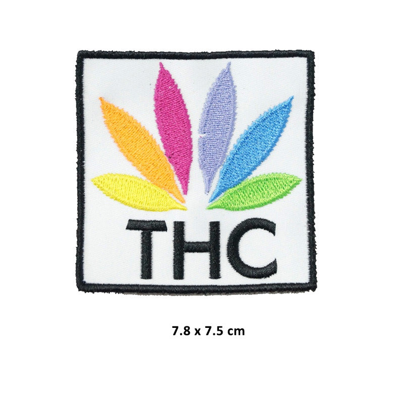 Ron English THC Patch