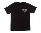 ADULTS ONLY! TEE - BLACK