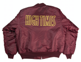 RON ENGLISH REVERSIBLE M1 BOMBER JACKET