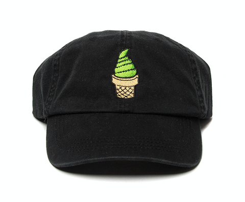 RON ENGLISH WEED CREAM CAP