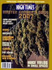 Best of HIGH TIMES #43 - Master Growers 2007