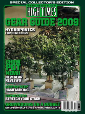Best of HIGH TIMES #52 - Gear Guide 2009