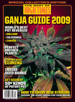 Best of HIGH TIMES #53 - Ganja Guide 2009