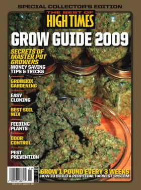 Best of HIGH TIMES #54 - Grow Guide 2009