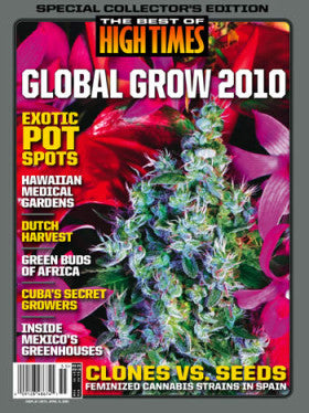Best of HIGH TIMES #55 - The Best of Global Grow 2010