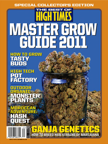 Best of HIGH TIMES #62-  Master Grow Guide 2011