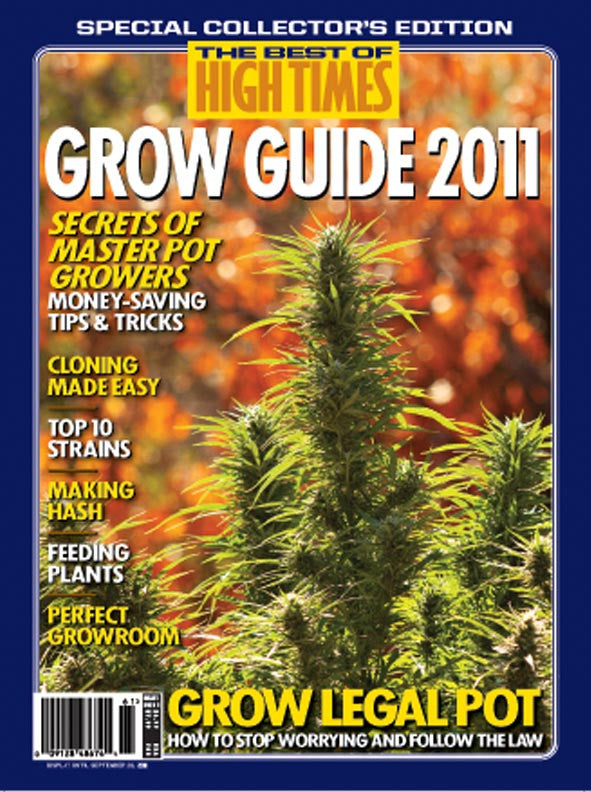 Best of HIGH TIMES #61-  Grow Guide 2011