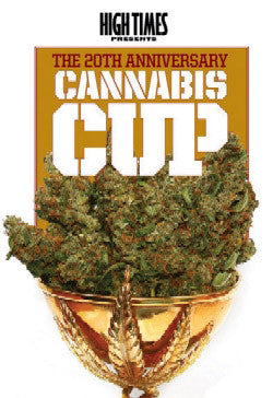20th Anniversary Cannabis Cup DVD