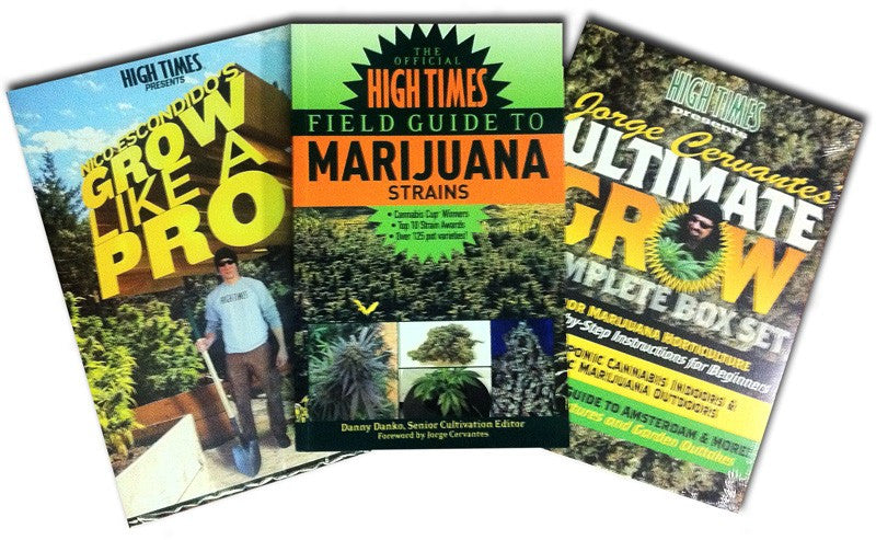 HIGH TIMES Cultivation Editors' Combo Pack