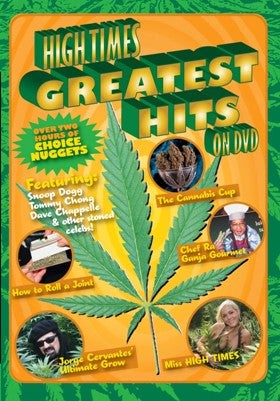 High Times' Greatest Hits on DVD