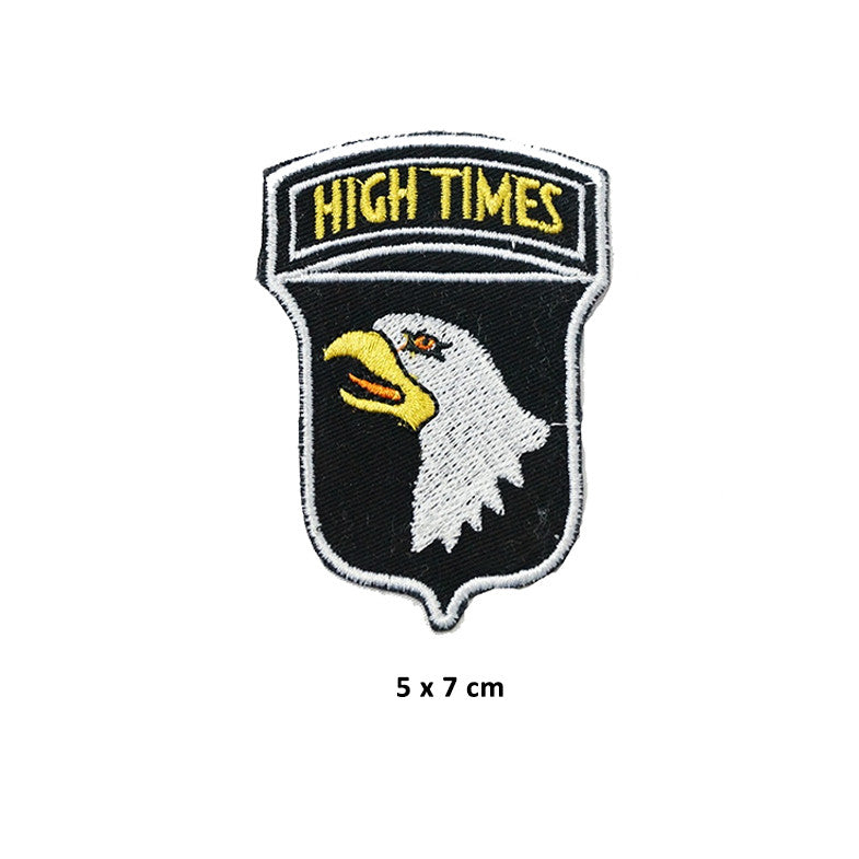 High Eagle Patch