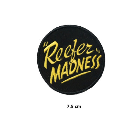 """Reefer Madness"" Patch"