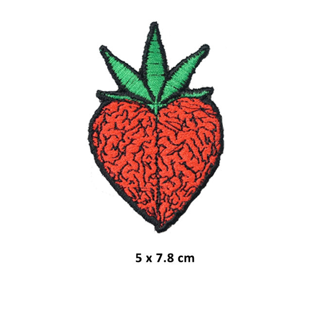 Ron English Strawberry Kush Patch