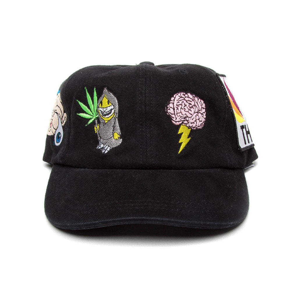 RON ENGLISH 5 PATCH CAP