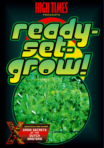 Ready, Set Grow Volume I DVD