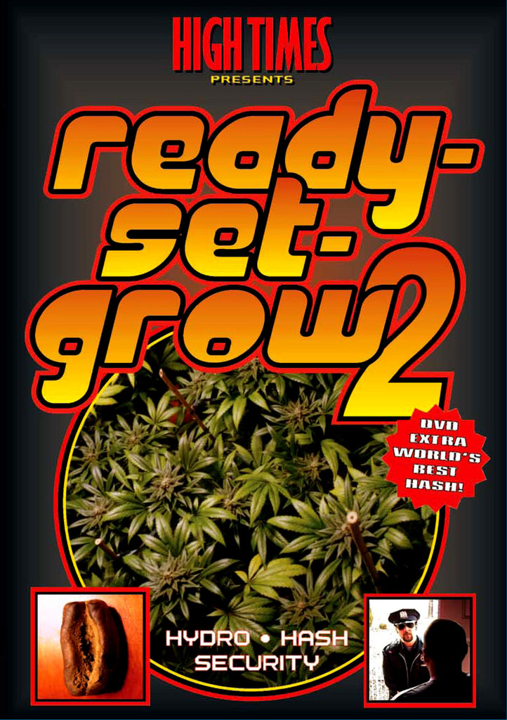 Ready, Set Grow Volume II DVD