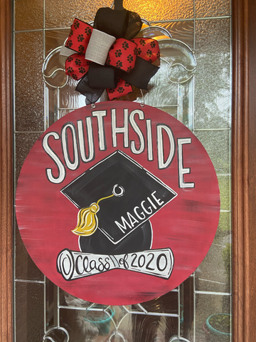 Graduation Door Hanger