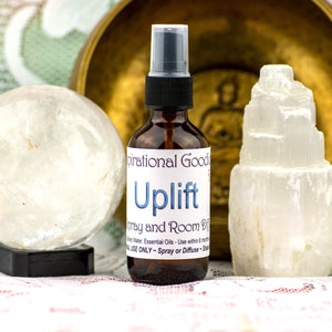 Uplift Gem Water Fusion and Aura Spray