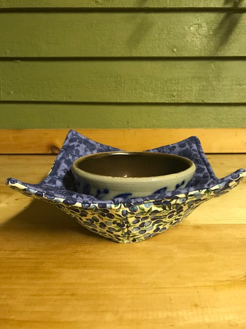 BLUEBERRY BOWL WARMERS