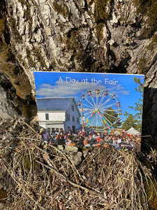 Maine Author A DAY AT THE FAIR by Roger L. Stephens, Jr.