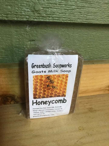 Soap Honeycomb All-Natural Goat's Milk Soap