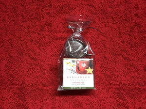 Tea Black Loose Christmas Tea / diffuser