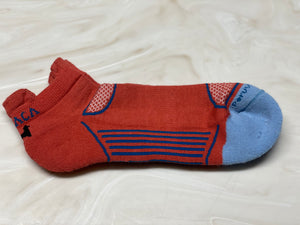 SOCKS ALPACA ACTIVEWEAR  Coral  L-XL **