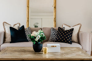 Black Velvet - Luxe and Beau Designs