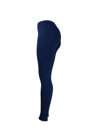 Fashion Ladies All Dark Blue Leggings yoga and workout