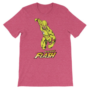 Reverse Flash Custom Fan Art Short-Sleeve Unisex T-Shirt