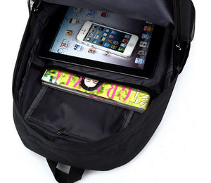 Boku no Hero Academia Unisex Oxford Backpack Bag Anime Student