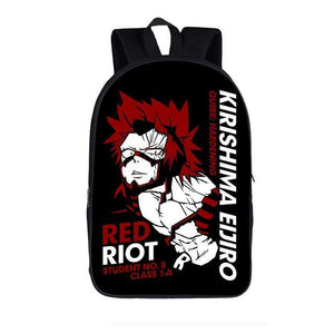 Anime Boku no Hero Academia Backpack Unisex