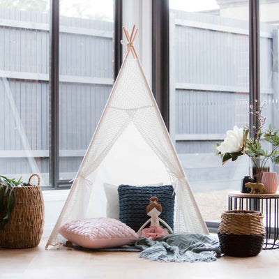 Say hello to our Lace Teepee