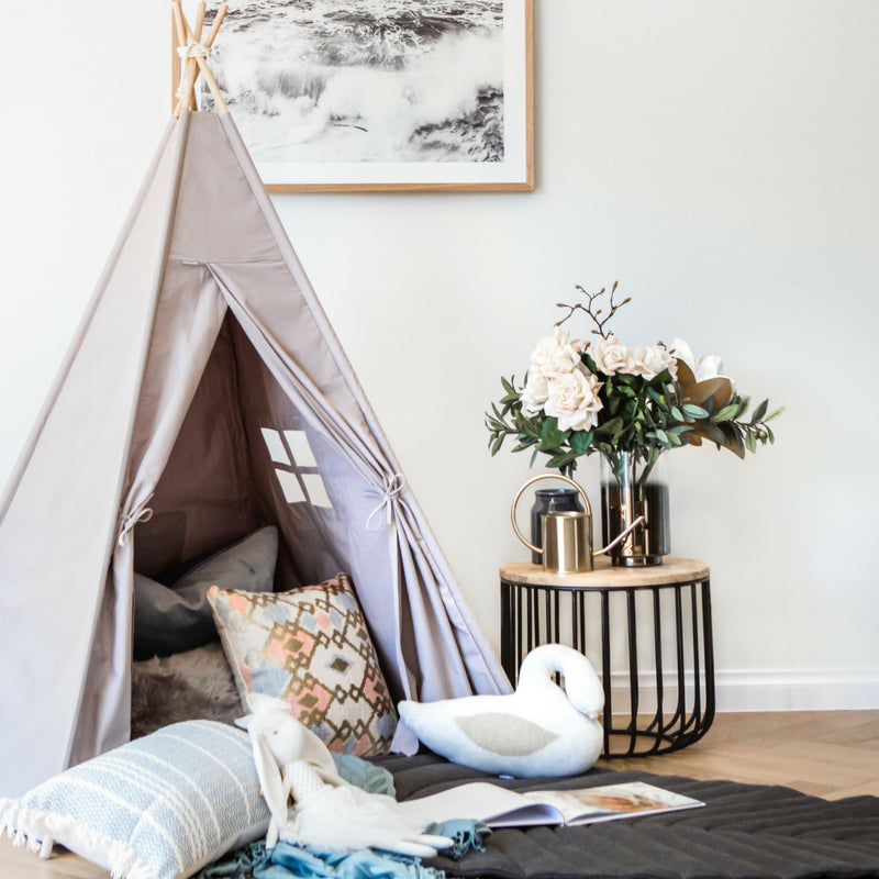 Styling your Grey Teepee