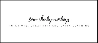 Four Cheeky Monkey's
