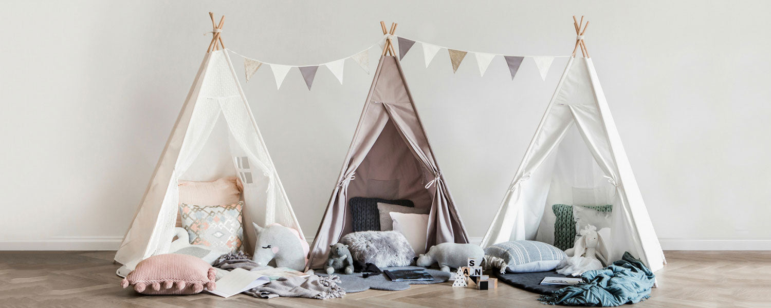 Teepee tent for kids birthday gift ideas cattywampus