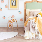 Leaf Cotton Play Mat | Oat | Pre Order