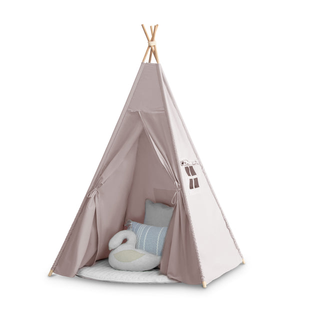 Kids Teepee Tent | Grey