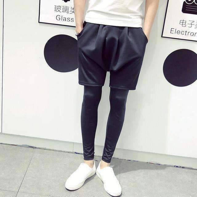 Mens Skinny Streetwear Pants-[product_tag]-My MALL Metro