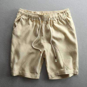 Linen Short-[product_tag]-My MALL Metro
