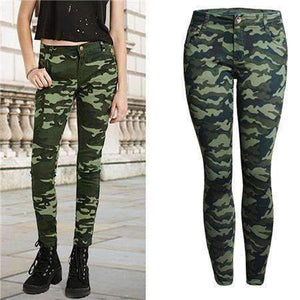 Womens Camouflage Pants-[product_tag]-My MALL Metro