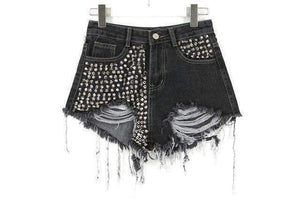 Wear Denim Shorts-[product_tag]-My MALL Metro