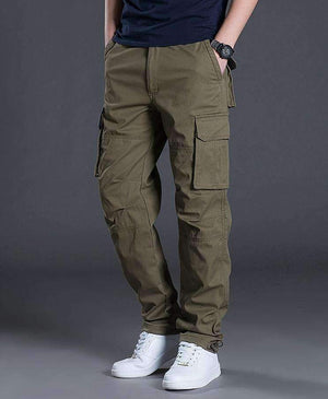 Mens Pant Multi Pocket Mens Cotton Trouser Pants-[product_tag]-My MALL Metro