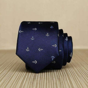 Mens Fabric Silk Tie s 5Cm Necktie Silk Business Work Ties-[product_tag]-My MALL Metro