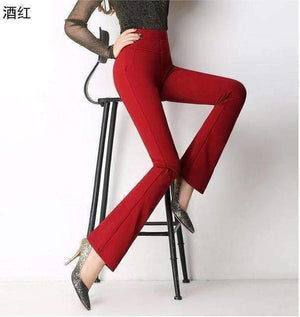 Womens Flare Pants-[product_tag]-My MALL Metro