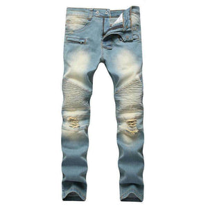 Straight Waist Jeans-[product_tag]-My MALL Metro