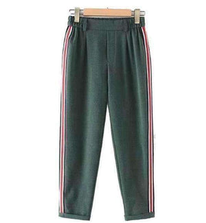 Womens Side Stripe Pants-[product_tag]-My MALL Metro