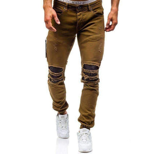3Colors Cotton Mens Jeans-[product_tag]-My MALL Metro