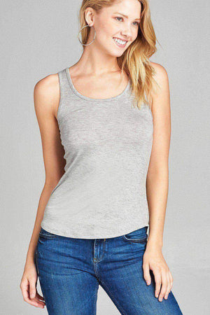 Womens Round-Neck back Cross-Straps top-[product_tag]-My MALL Metro