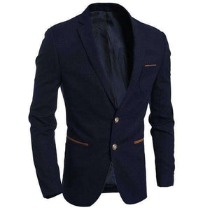 Mens Blazers Slim Fit Mens Suit-[product_tag]-My MALL Metro